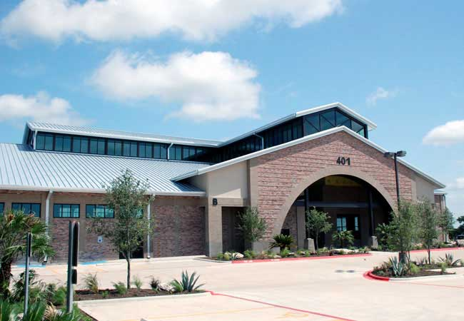 Commercial Project Gallery Central Texas Metal Roofing