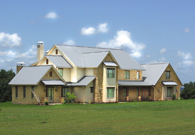 Residential Project Gallery Central Texas Metal Roofing