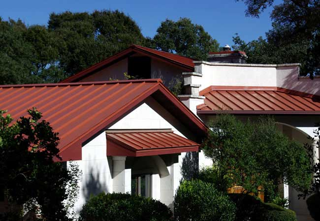 Residential Project Gallery   Central Texas Metal Roofing Supply Co., Inc.